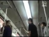 Russian VS Chinese : Fight In The Train