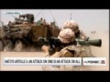 Rachel Maddow Show On Baltic Military Response After 9-11 VP Biden In Latvia 08 23 16