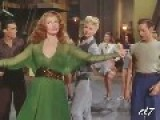 Rita Hayworth Is Stayin' Alive Disco Style