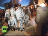 Russia: Riots Erupt After Migrant Accused Of Killing Local