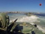 Russian Military Amphibious Landing In Crimea