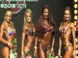 Russia: See These Oiled-up Bikini Babes Show Some Muscle