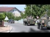 Romania: US Armoured Vehicles Begin Cavalry March