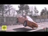 Rollover Party - ADAC Crash Test