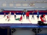 Russian Trolling. Harlem Shake - Russia, National Team, Short-track Humorous Video