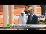 Renewing The Romance: Obama Heads To Saudi Arabia