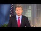Rand Paul Responds To Obama's State Of The Union