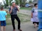 Russian Funky Chicken Dance