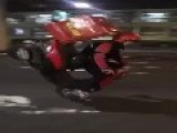 Reverse Wheelie Fast Delivery