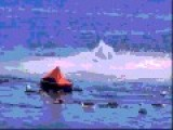 Russian Ship Sinks In Arctic Ocean
