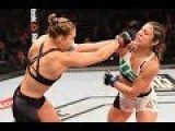 Ronda Rousey Vs Bethe Correia UFC 190: American Defends Title With 34-second KO Sport Next