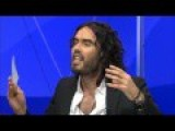 Russell Brand Vs Audience And Nigel