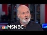 Rob Reiner Vs. Morning Joe Panel Over Covering Trump