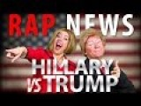 Rap News Special Edition: HILLARY Vs TRUMP Vs Jill Stein + Gary Johnson
