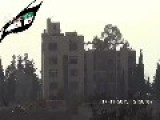 Regime Building Destroyed By The FSA HD 17-11-2013