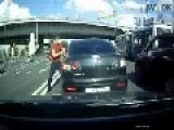 Road Rage In Russia