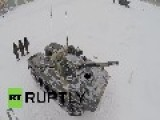 Russia: Airborne Forces Test The New BMD-4M's Mettle