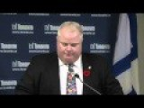 REMIX - Rob Ford Admits Smoking Crack Cocaine