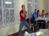 Russian Nicolas Cage Dance Moves