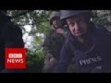 Russian Troops Shoot At BBC Camera Crew In Ukraine