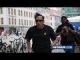 Reporter Chases Gen. David Petraeus Through The Streets Of Germany