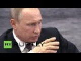 Russia: Cameron May Have Called EU Referendum To 'blackmail EU' - Putin