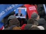 Russia Cuts Healthcare And Closes Hospitals - Thousands Protest In Moscow