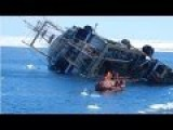 Russian Ship Sinks In Arctic Ocean