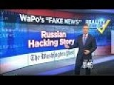 Reality Check: Why WaPo's Russia Hacking U.S. Power Grid Story Is Epitome Of Fake News