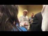 Spurs Coach Greg Popovich On Donald Trump & Women's Rights