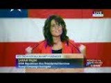 Sarah Palin Flops With Weird Speech About Immigrants 'seduced' With 'teddy Bears And Soccer Balls' - Full Speech