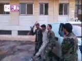 Syria - SAA Militiamen Taking A Break 05 03