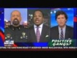 Sheriff Clarke Doesn't Agree With Hillary That 'Gangs' Are 'Family'