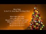 Silent Night - U.S. Army Band Pershing's Own