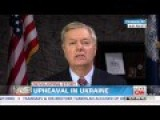 Sen. Lindsey Graham: 'Everybody's Eyes Roll, When Obama Makes Threats