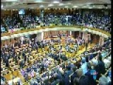 South African State Of The Nation Address Descends Into Chaos - Official Opposition Leaves In Protes