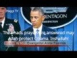 SYRIA Jihadists Pray To POTUS The US President