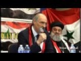 Syria Is Fighting Terrorism On Behalf Of The World - Jaafari