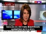 Syria - Lebanese Journalist Threatens To Kill Syrian Human Rights Activist