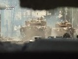 Syria - ANNA News TV. The Operation In Al Kabune. Part 8.5 Bus Station