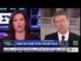 Sen. Rand Paul Gets So Frustrated With 'Slanted' Interview That He Literally Shushes Host On The 2a62 Air