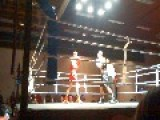 Swiss Vs Germany Boxing