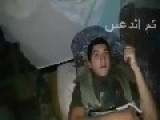 Syria - Hezbollah Militiamen At Rest 07 03