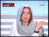 Sheik Living In UK Gets Owned By Lebanese TV-hostess