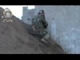Syria - Lewaa Al-Mustafa Sniper Attacks SAA 12 03