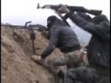 Syrian Rebels In Heavy Fighting During Clashes In The Battle For Deir EZ-Zor Airport