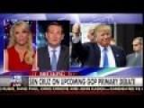 Sen Ted Cruz On Upcoming GOP Primary Debate - The Kelly File