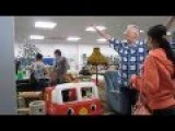 Self-Proclaimed Jerk Yells About It At Goodwill