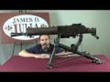 Schwarzlose M1907 12 Heavy Machine Gun