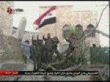 Syrian Army Quickly Taking Ground In East Aleppo, American Government Backed Al Qaeda Lines Collapse In Aleppo